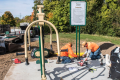 Outdoor Fitness Stations Now Available for Workouts at Purdue University Fort Wayne