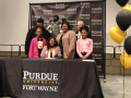 Chancellor's Commitment Day at Purdue University Fort Wayne a Big Success