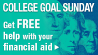 College Goal Sunday Promo - Paying for College - Financial Aid - Bursar - nguyvh02