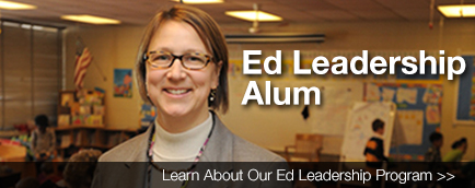 Ed Leadership Alum banner