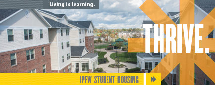 Thrive: IPFW Student Housing 2017