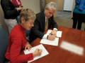 Purdue University Fort Wayne and Fort Wayne Sister Cities Formalize Partnership