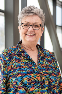 Robin Newman Named Dean of Students Image 1