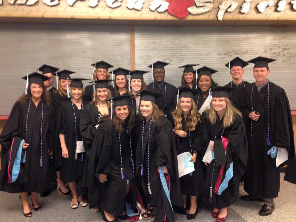 Counselor Education grads