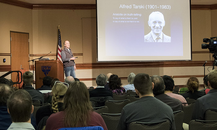 IPFW COAS Distinguished Lecturer 2018