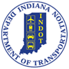 Indiana Department of Transportation logo