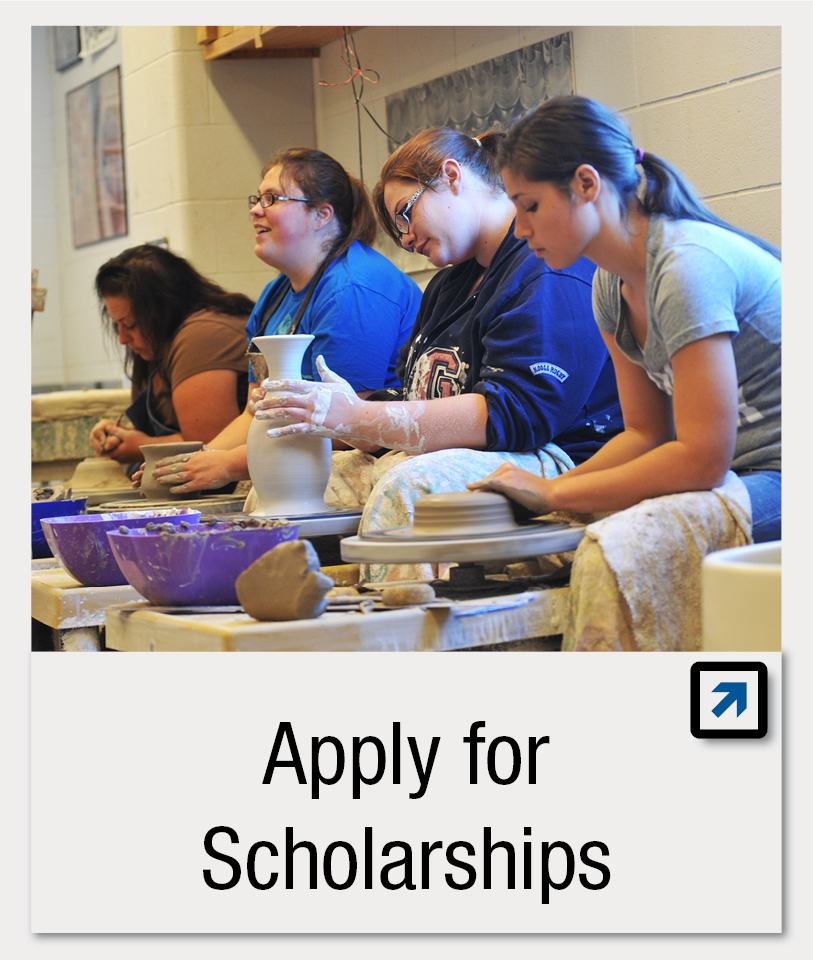 Fine Arts Apply for Scholarships
