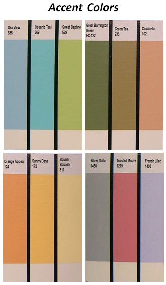 Colors For Office With Accent Colors For Offices Paint Color Chart Purdue University Fort Wayne