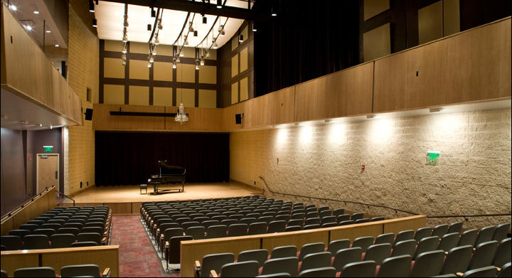 Rhinehart Recital Hall