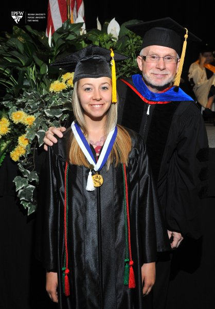 Stephanie Howe Graduation