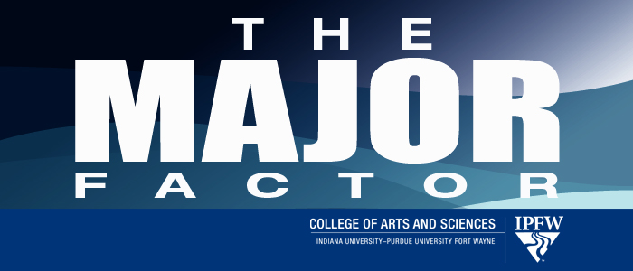 The Major Factor logo.