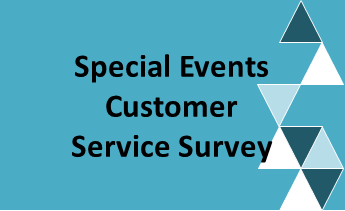 Special Events Customer Service Questionaire