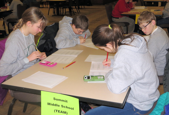 IPFW MathCounts 2015