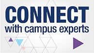 Connect with Campus Resources