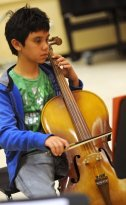 CAA Summer String Camp Cello