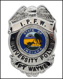 IPFW Police Badge