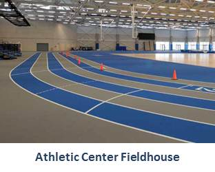 Athletic Center Fieldhouse