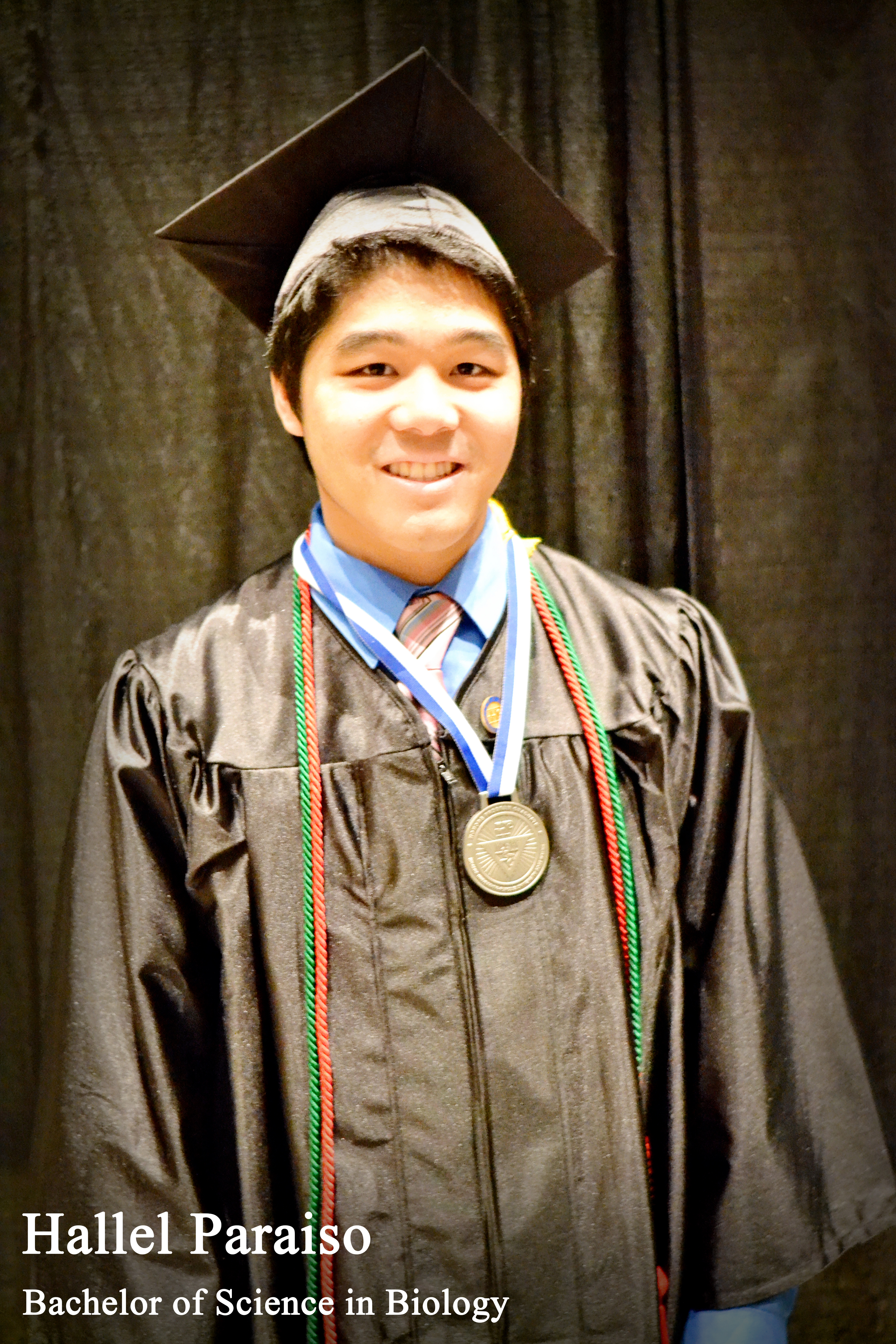 Honors Graduate Hallel Paraiso