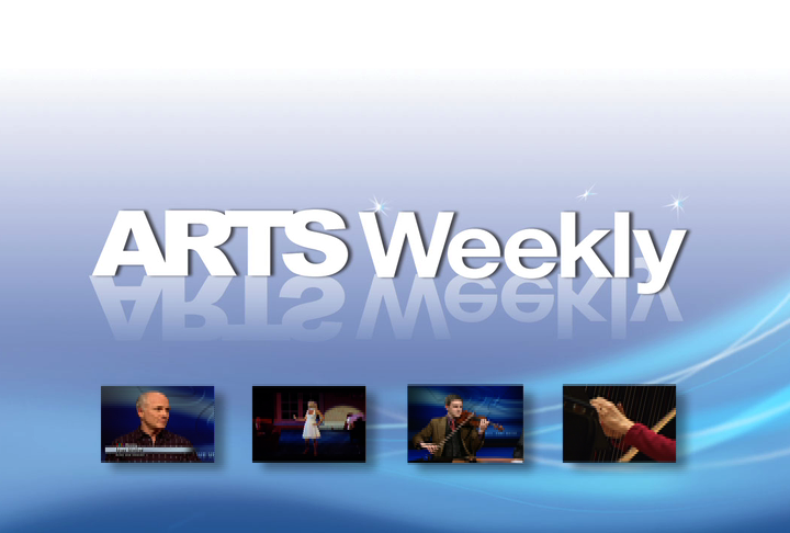 Arts Weekly Show Open Still Image