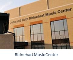 Rhinehart Music Center Image