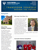 Connectivity Newsletter - Spring 2014
