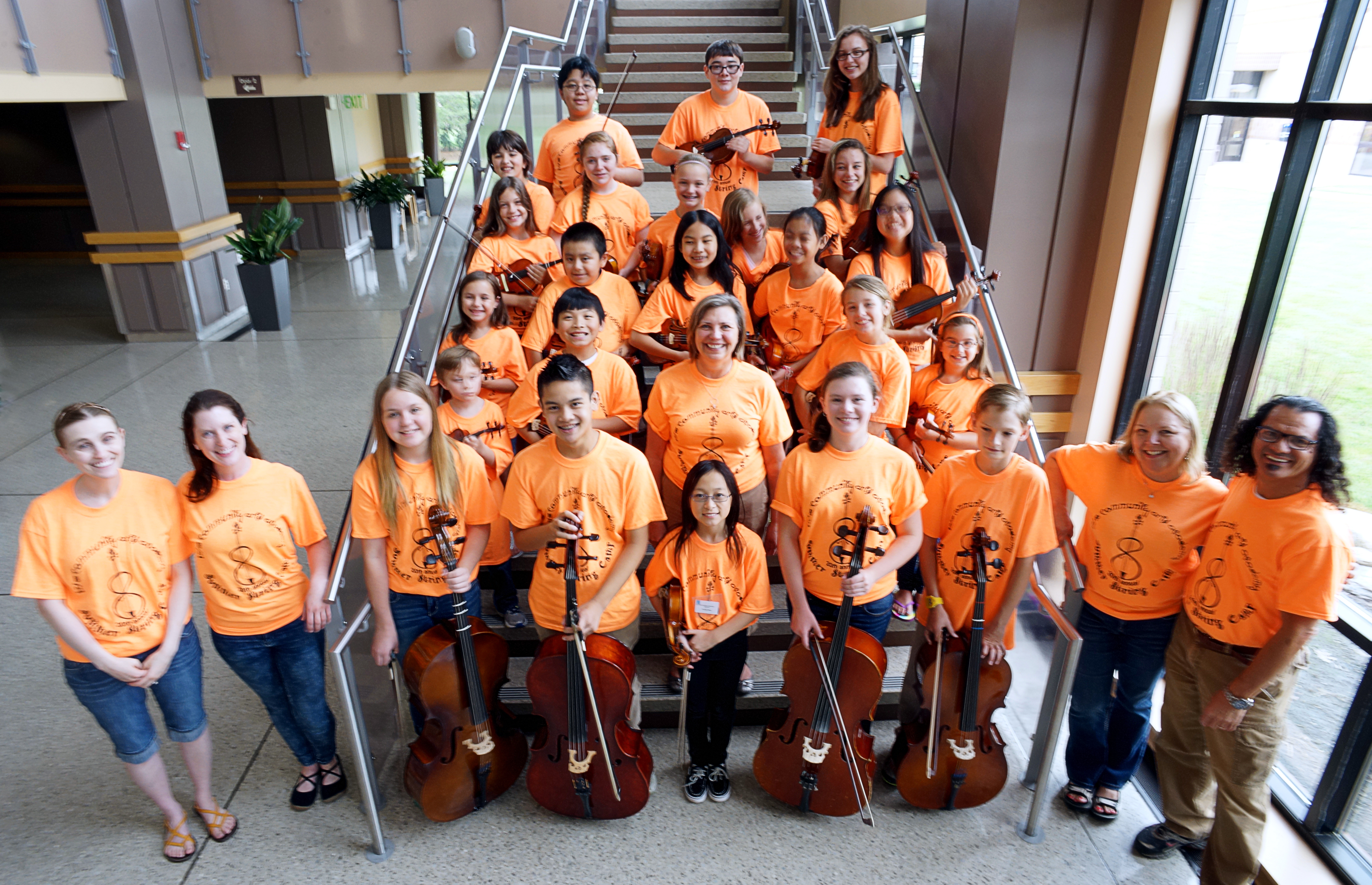 CAA Summer String Camp