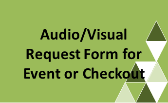 AVTS Equipment Request Form