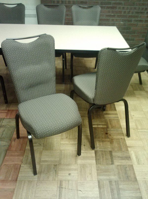 New Walb Ballroom Chairs