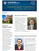 Connectivity Newsletter - Fall 2013