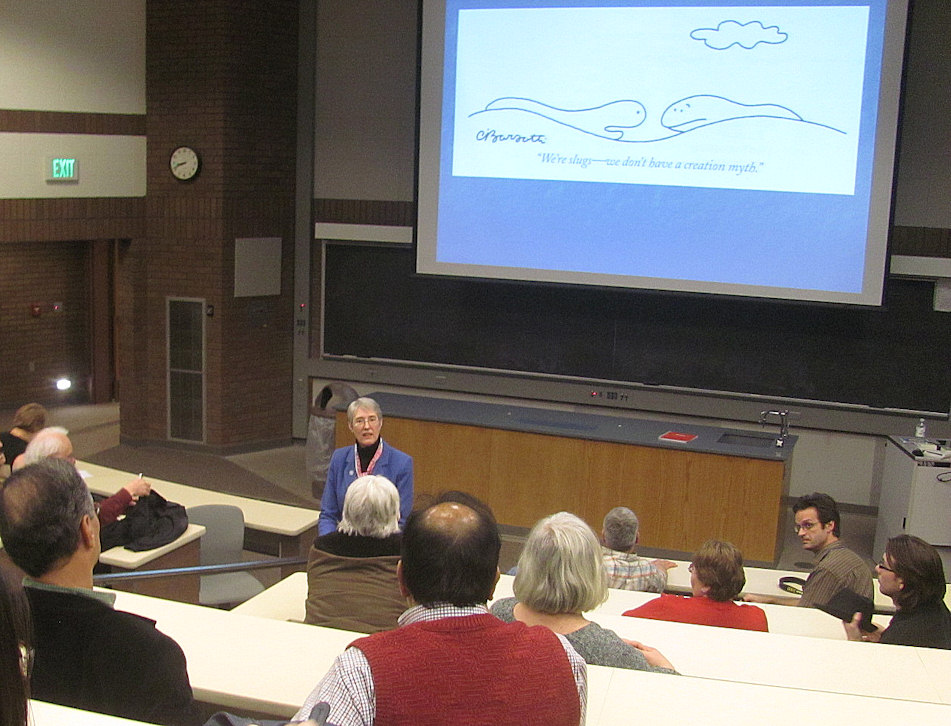 Paleontological Society Lecture 2012