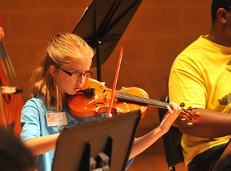 Summer Strings 2012
