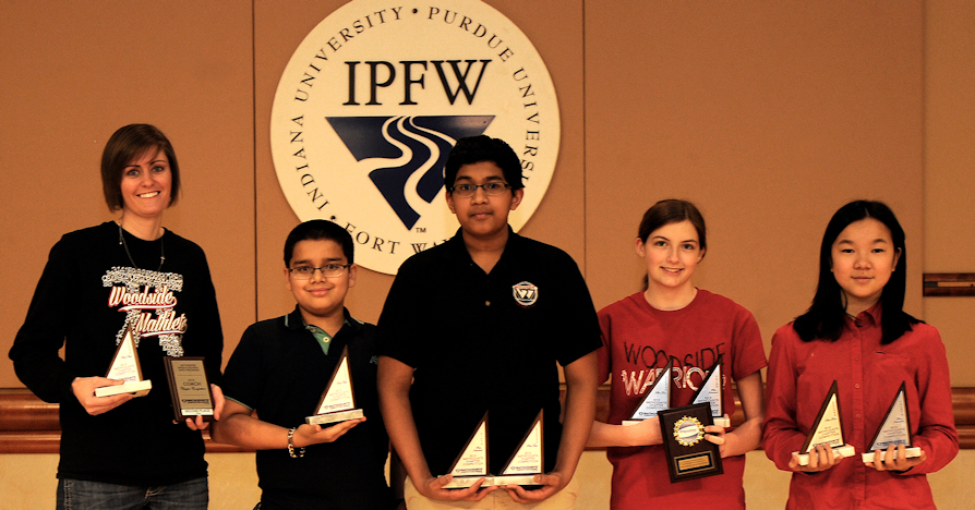 IPFW MathCounts 2015 (photo: JW)