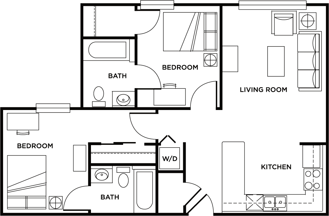Floor Plans Purdue Fort Wayne