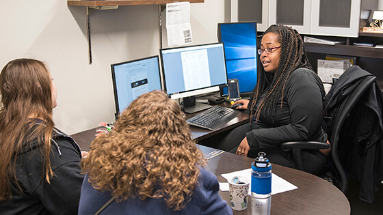 Students start their educational journey as Purdue Fort Wayne mastodons.