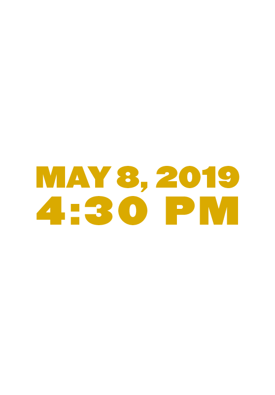 Wednesday, May 8, 2018 at 4:30 p.m. at the Allen County War Memorial Coliseum