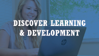 Discover Learning & Development