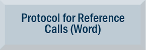 Protocol for Reference Phone Calls