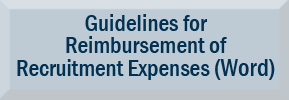 Guidelines for Reimbursement of Recruitment Expenses