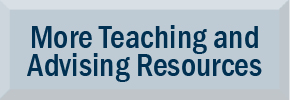 More-Teaching-Advising-Resources